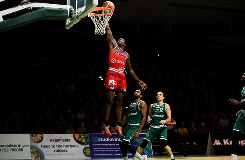 Report: Plymouth Raiders 76-93 Bristol Flyers