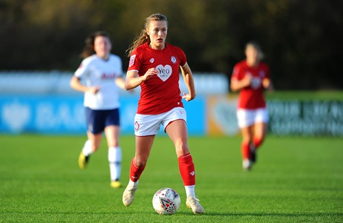 Report: Bristol City Women 1-1 London City Lionesses (3-4 on penalties)