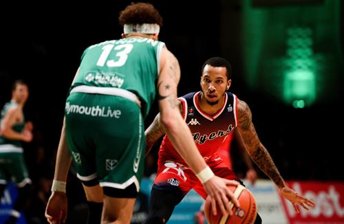 Full Game: Plymouth Raiders v Bristol Flyers - BBL Cup