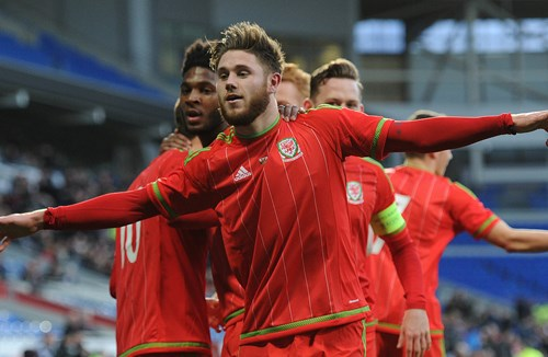 Burns Earns Wales U21s Call-Up