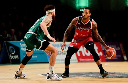 Highlights: Plymouth Raiders 76-93 Bristol Flyers