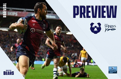 Preview: Sale Sharks (h) - Gallagher Premiership