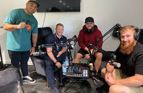The official Bristol Bears podcast is BACK!