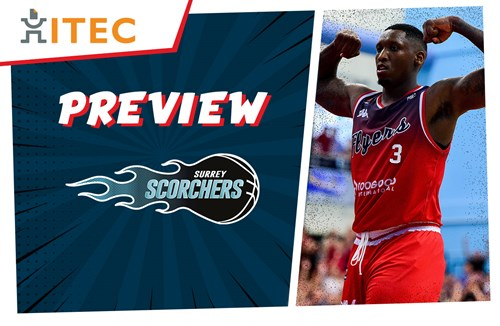 ITEC Game Preview: Surrey Scorchers (A) - BBL Cup