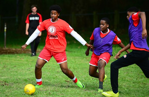 Robins Foundation to host free street football tournament