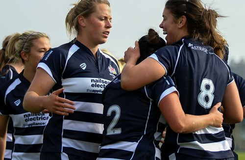 Report: Bristol Ladies 32-20 DMP Sharks