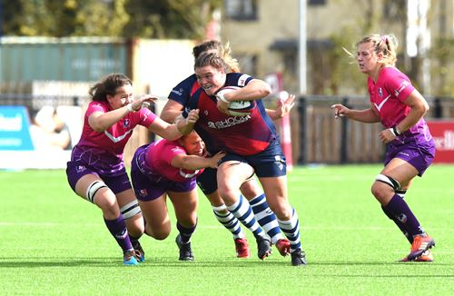 Bern shortlisted for World Rugby Women's Player of the Year