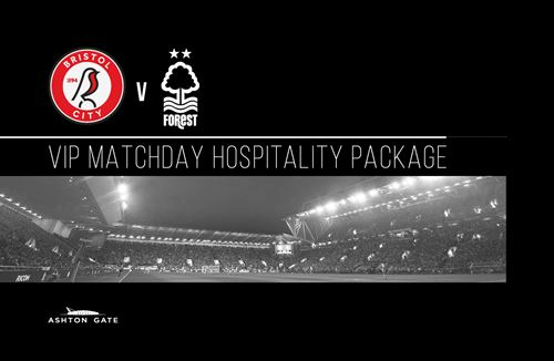 Hospitality now on sale for Nottingham Forest fixture