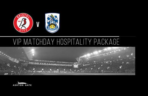 Secure hospitality for Huddersfield clash