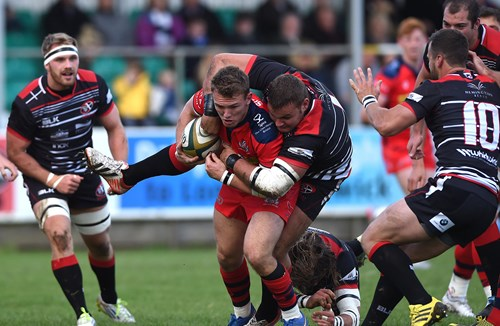 Report: Cornish Pirates 10-40 Bristol Rugby