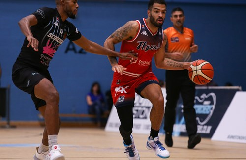 Full Game: Surrey Scorchers v Bristol Flyers - BBL Cup