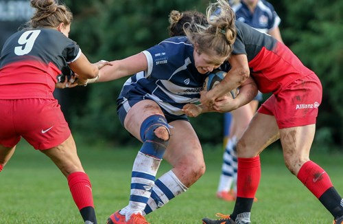 Report: Bristol Ladies 5-35 Saracens Women