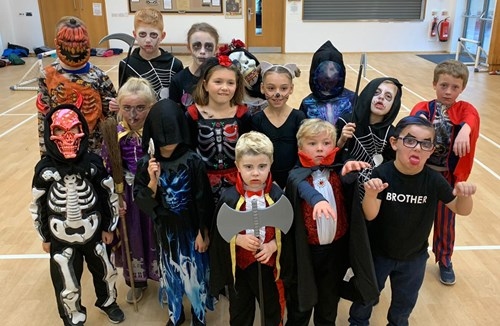 Bristol Sport Foundation hosts Hallowe'en camp