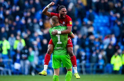 Highlights: Cardiff City 0-1 Bristol City