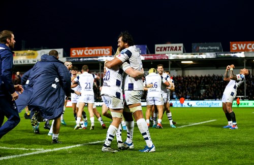 Gallery: Exeter Chiefs 17-20 Bristol Bears