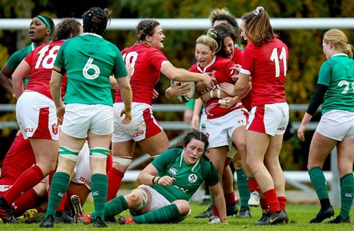 Bears Women quintet to represent Wales in the Six Nations