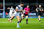 Piers O'Conor shortlisted for try of the week