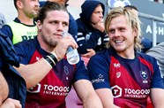 Thacker and Thomas named in Premiership team of the week