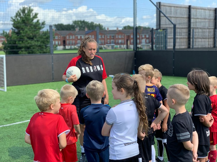 Foundation Degree in Community Football Coaching and Development