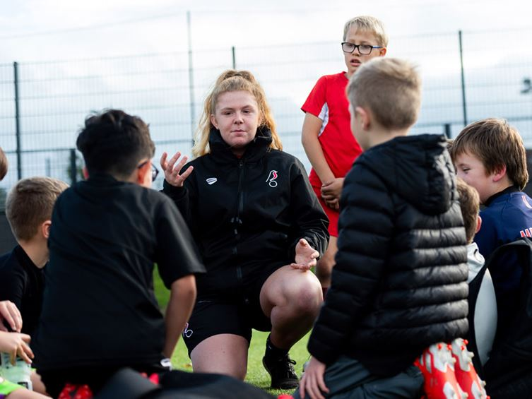 Foundation Degree In Community Coaching And Development