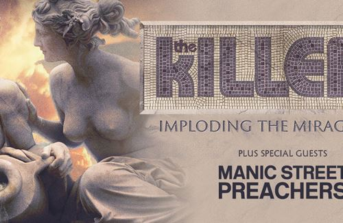 Tickets now on sale for The Killers