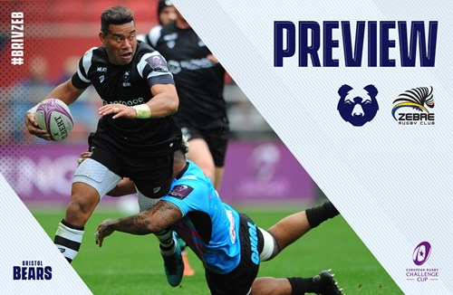 Preview: Zebre (h) - European Challenge Cup