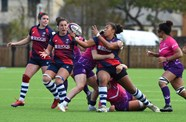 Marston called up to Red Roses squad