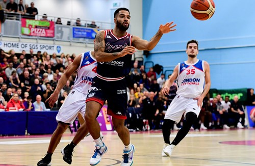 Full Game: Bristol Flyers v London City Royals - BBL Cup