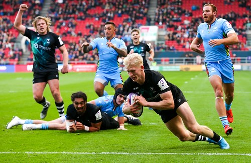 Gallery: Bristol Bears 59-21 Zebre Rugby