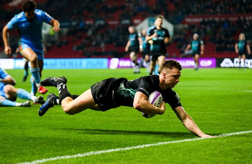Video: Powell pleased with try-scoring display