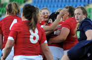 Wales down Scotland at Scotstoun