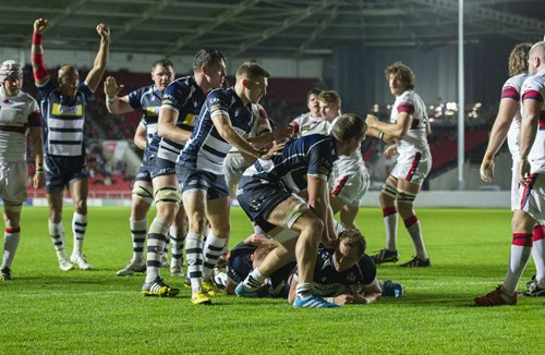 REPORT: Bristol Rugby 27-39 Doncaster Knights