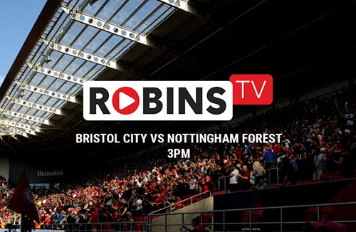 Forest test available on Robins TV