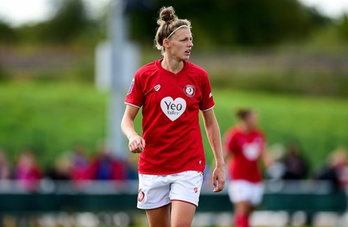 Report: Arsenal Women 11-1 Bristol City Women