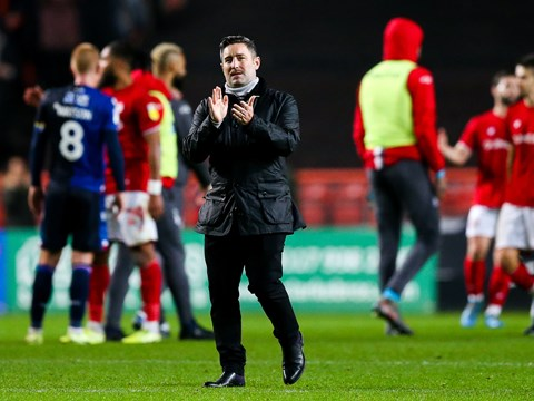 Johnson reflects on Forest stalemate