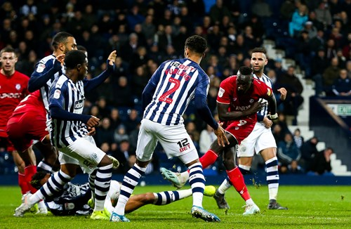 Report: West Brom 4-1 Bristol City