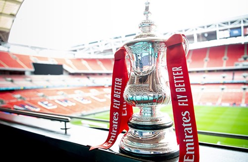 Emirates FA Cup third round draw