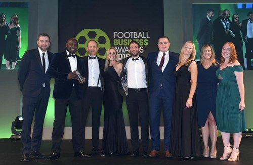 Double awards for City and Ashton Gate