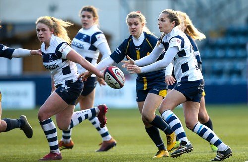 Report: Worcester Warriors Women 15-12 Bristol Bears Women