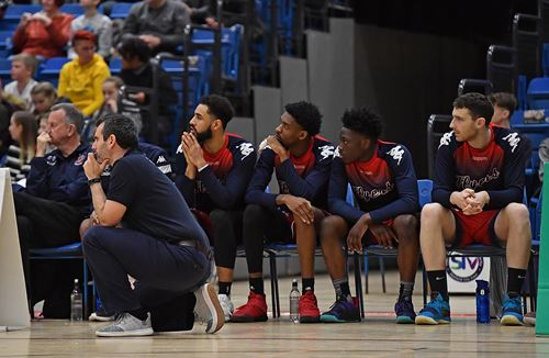 Full Game: Sheffield Sharks 58-81 Bristol Flyers - BBL Cup