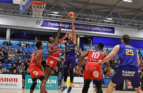 Highlights: Sheffield Sharks 58-81 Bristol Flyers