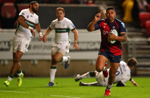 Stat attack: Bristol Bears 27-27 London Irish
