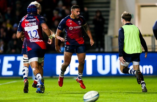 Charles Piutau shortlisted for try of the week