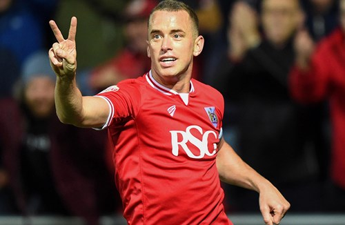 Report: Bristol City 2-0 Nottingham Forest