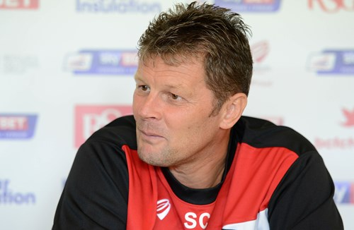 Cotterill Previews Preston