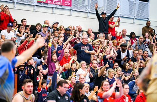 Bristol Flyers v Sheffield Sharks - SOLD OUT