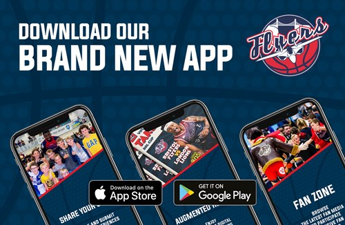 Bristol Flyers launch official mobile app