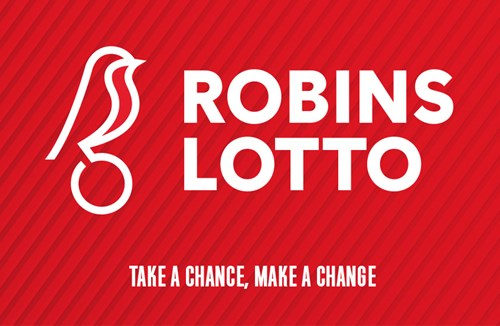 Bristol City Robins Foundation launch the Robins Lotto