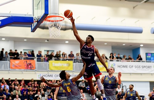 Highlights: Bristol Flyers 71-85 Sheffield Sharks
