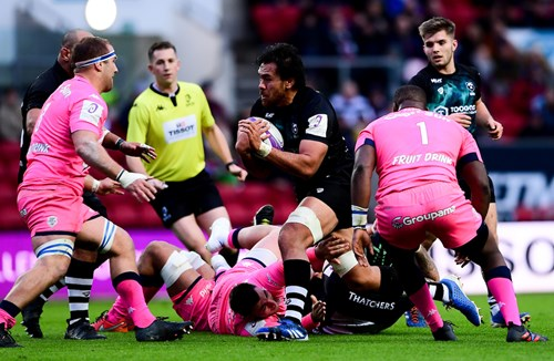 Video: Bristol Bears 37-11 Stade Français